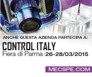 MECSPE - Meccanica Specializzata