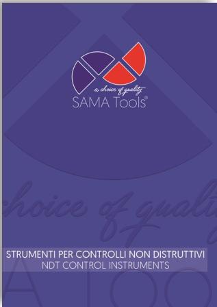 Catalogo strumenti controllo non distruttivo
