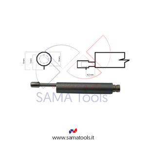 Tastatore 2um alta precisione L=82mm