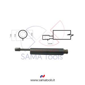 Tastatore 5um alta precisione L=82mm
