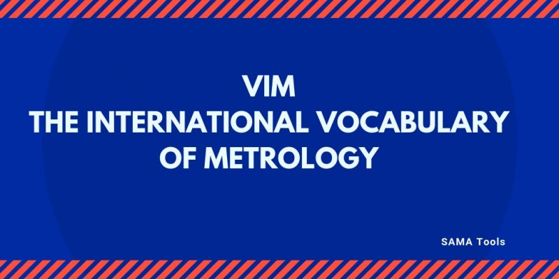 VIM vocabolario della metrologia