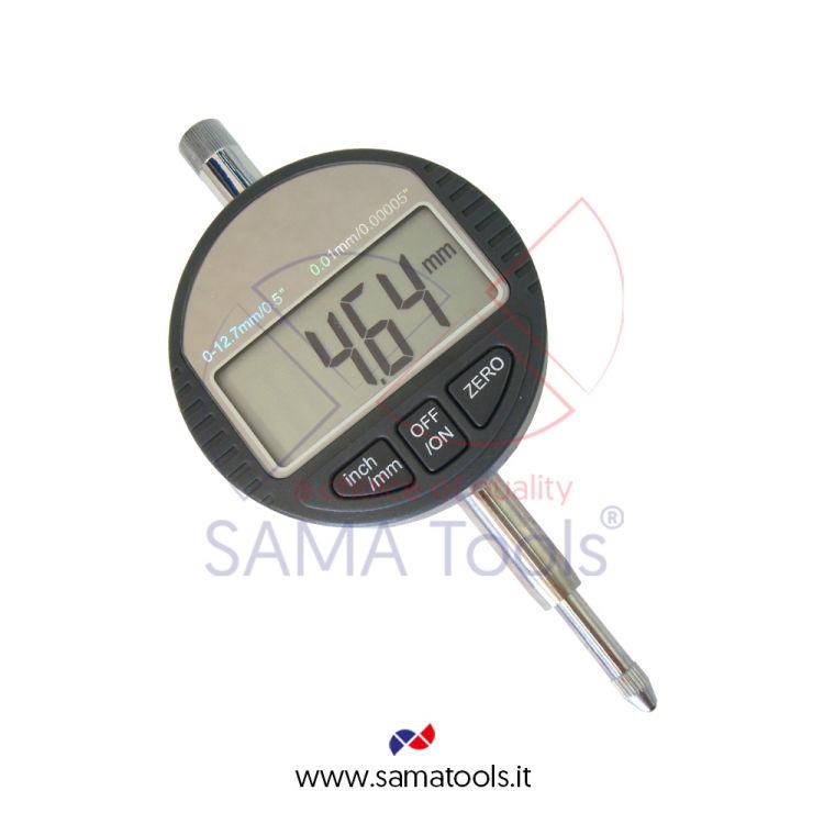Digital dial indicators range 12/0.001mm