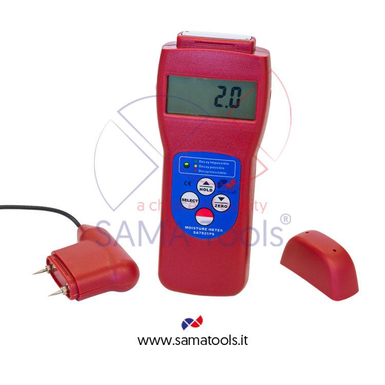 Moisture meters (materials)