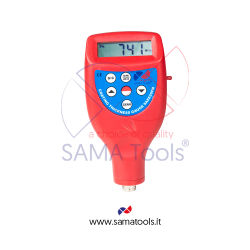 Coating thickness gauges external probe