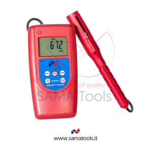 Humidity and temperature meters