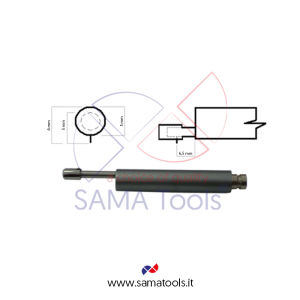 High precision probe 2um  L=82mm