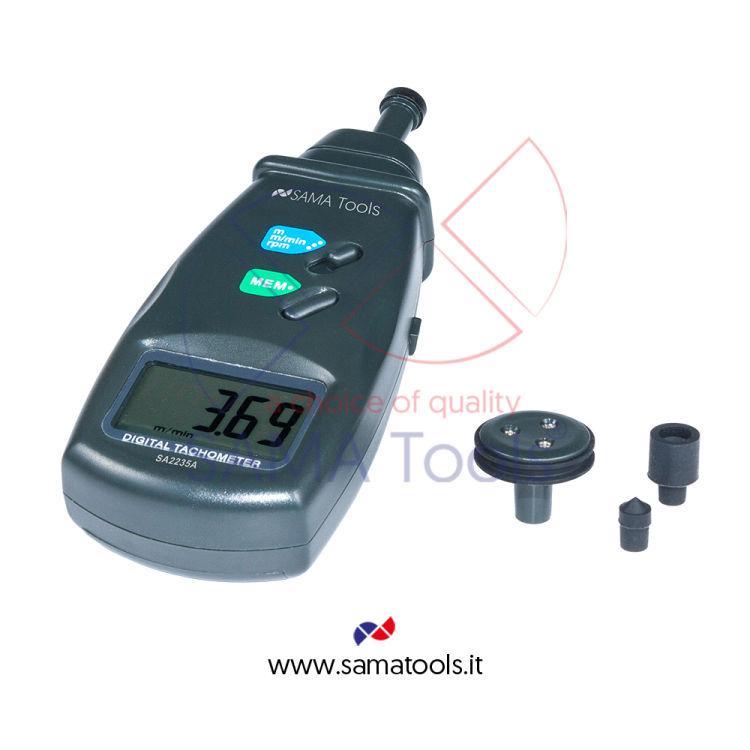 Tachimetro Digitale Contatto