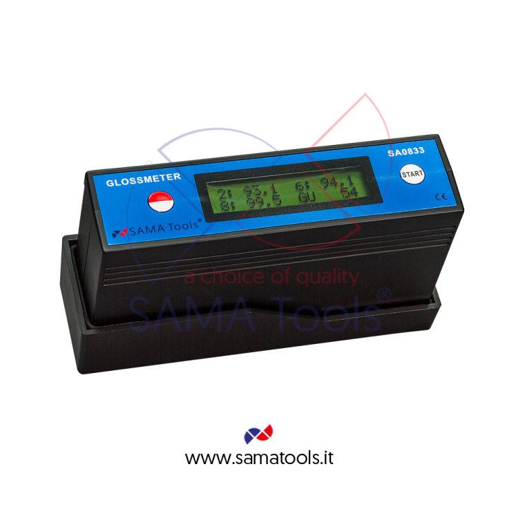 Digital Glossmeter 3 angles (20°60°85°)