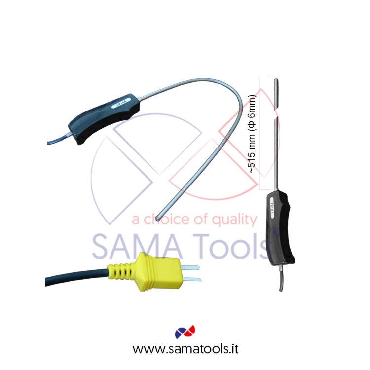 Sonda K tipo 04 per Termometro mod. SA1310/SA1311 (1000°C)