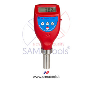 Roughness surface tester for sandblasting
