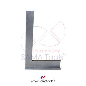 Squadra a cappello per meccanici in acciaio - 200x130mm