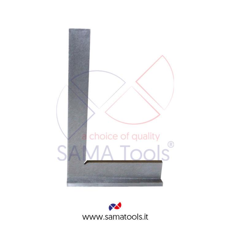 Back steel squares