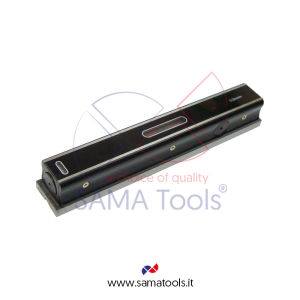 Extra precision spirit level with prismatic base DIN876