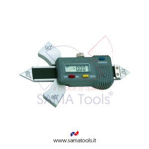 Calibro Digitale per saldature 60°-70°-80°-90°