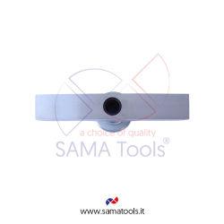 Depth measurement support base for digital/analog dial indicators