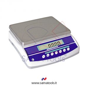 Multifunction counting scales