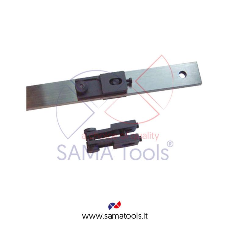 Gauge blocks connector