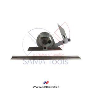 Bevel protractor with adjustable square - 150-300mm