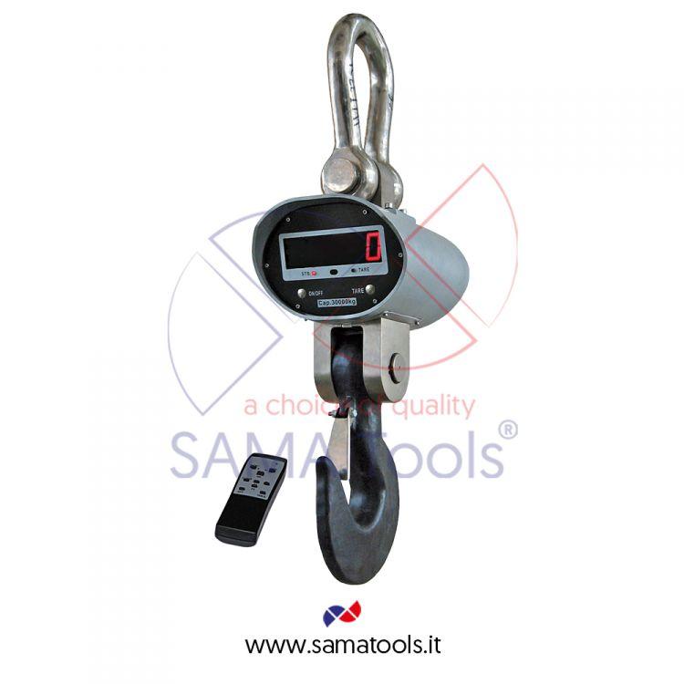 Dinamometro da Carroponte Digitale - Portata max 30ton