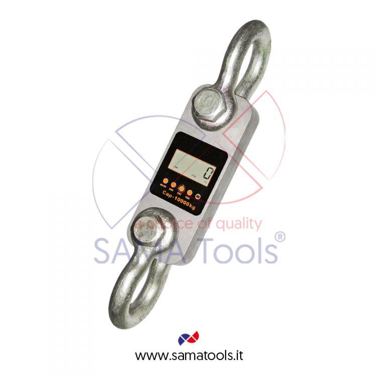 Dinamometro portatile digitale con display