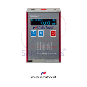 Pocket Portable Surface Roughness Tester