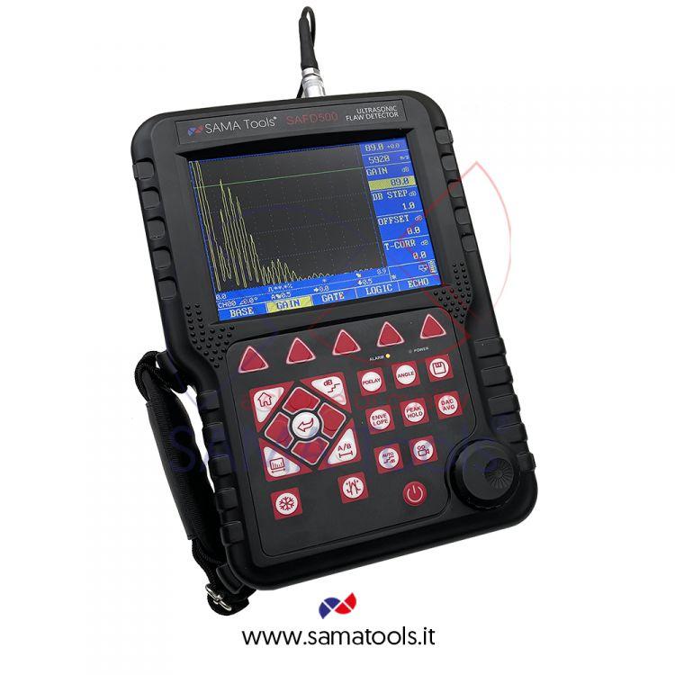 Rilevatore di difetti ad ultrasuoni - Ultrasonic Flaw Detector
