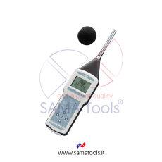 Fonometro integratore di classe 1 con memoria da 4 MB