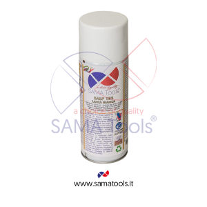 White contrast varnish spray 400 ml, 12 pcs packages