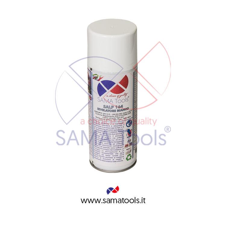 Spray rivelatore bianco 400ml in conf. da 12pz