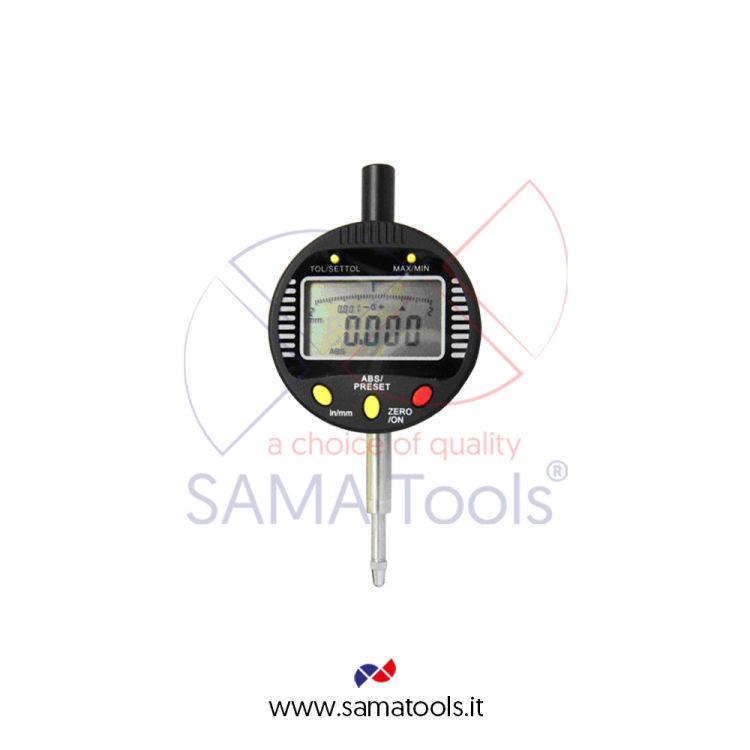 High precision digital dial indicators reading 0,001mm