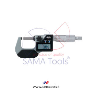Micrometro per esterni Millesimale Digitale IP65 - Campo 50-75/0,001mm