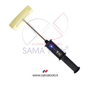 Rilevatore di porosità a spugna - Campo operativo fino a 500um. Voltaggio: 9 / 67,5 / 90 V