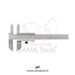Ring joint vernier caliper reading 0,05mm