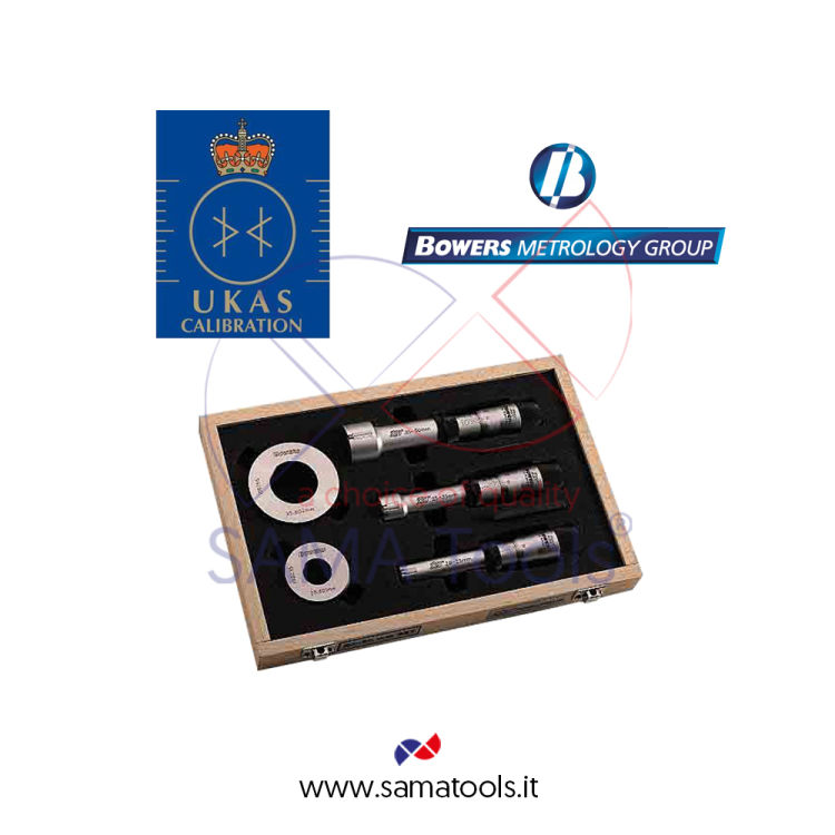Analog BOWERS 3 points internal micrometers