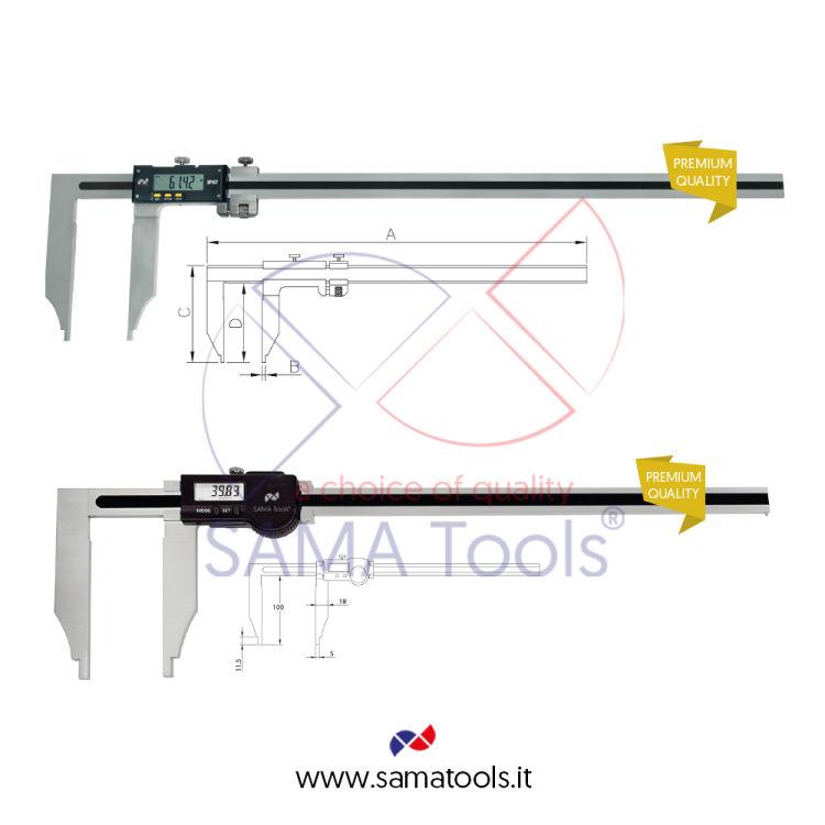 IP67 high quality digital caliper