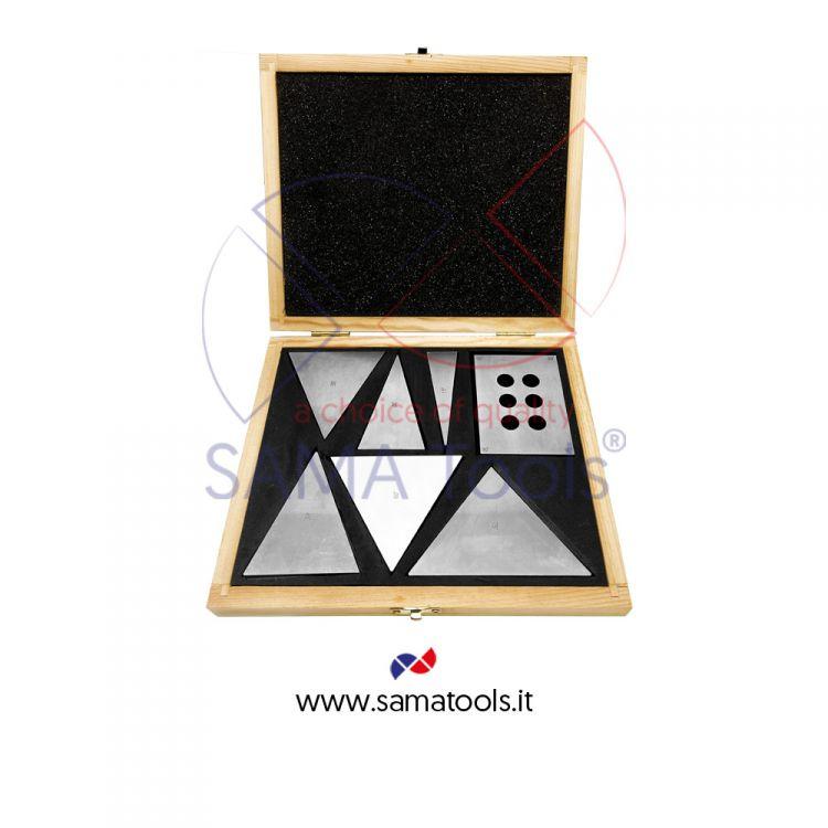 Angle gauge blocks