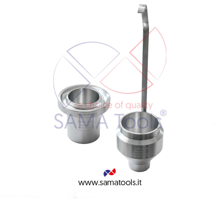 FORD cup according ASTM D1200