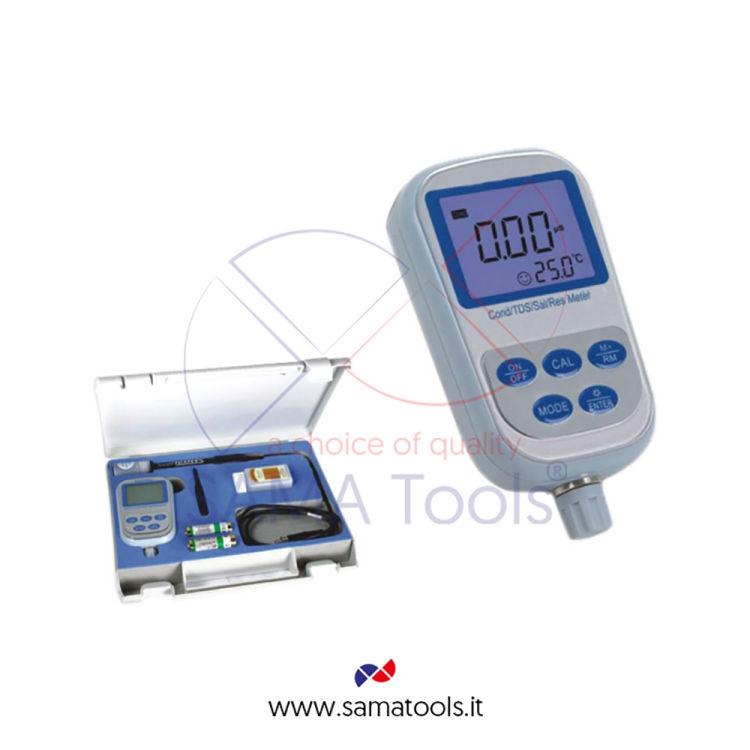 Portable Conductivity Meter, IP57