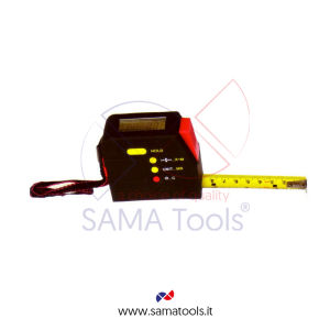 Digital measuring tape 5mt x 19mm