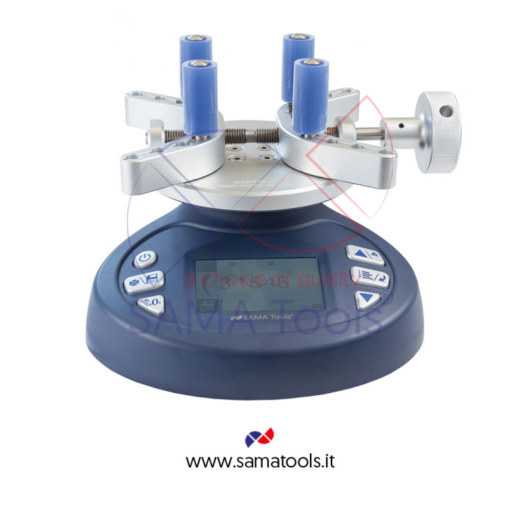 Torsiometro digitale per tappi