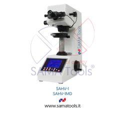 Microdurometri Vickers