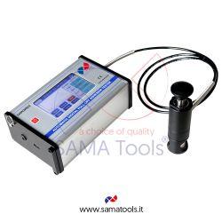 Digital pull off adhesion tester