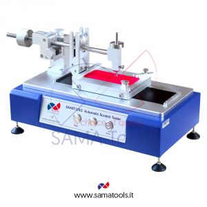 Automatic scratch tester