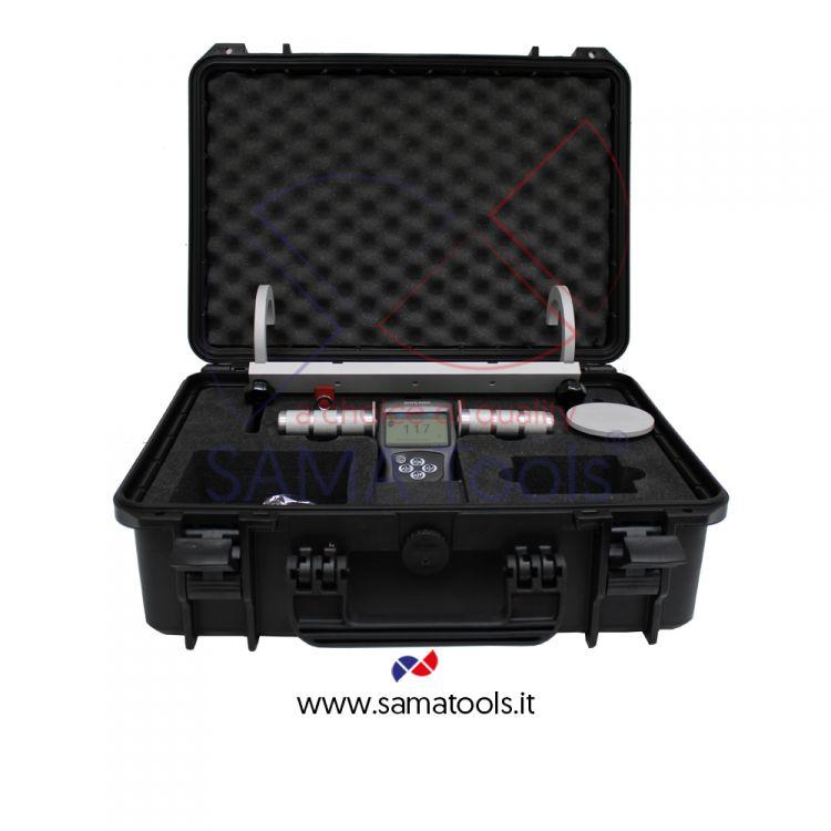 Kit dinamometro digitale per prove di traino e spinta secondo il metodo Snook Ciriello