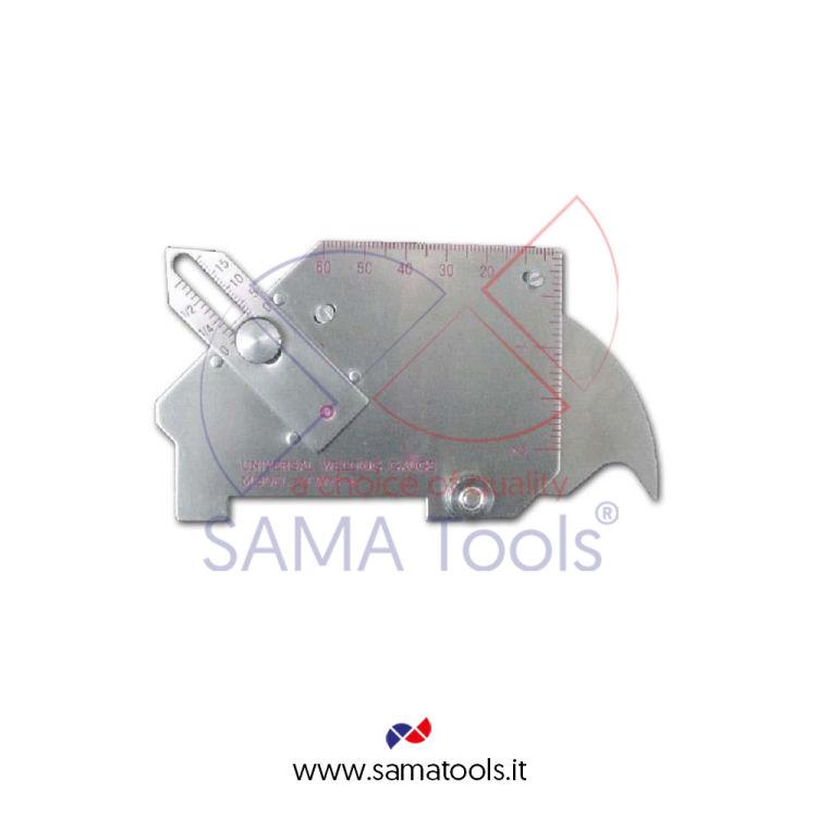 Universal welding gauge