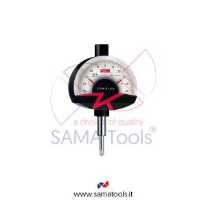 Comparatore COMPIKA KAFER Antiurto - D62 Corsa 0,1/0,001mm