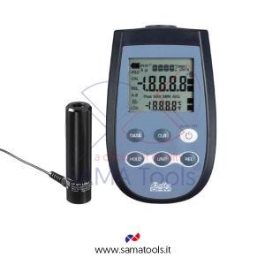 Luxmetro digitale per misurazione di monitor o diaframmoscopi