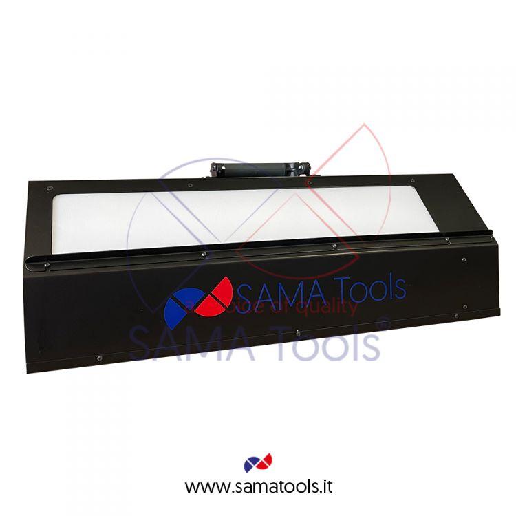 Negativoscopio industriale a LED -