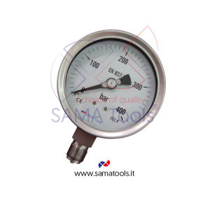 Stainless Steel Pressure Gauges EN837