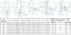 Manometro INOX classe 1 secondo EN837_1 Diam. 100